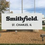 Smithfield Monument Sign