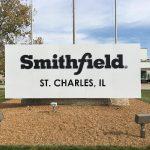 Smithfield Monument Sign