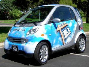 Realty Smart Car Wrap