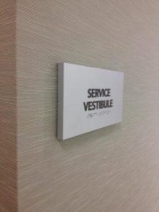 Signage Service ADA Sign