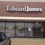 Edward Jones Storefront Sign