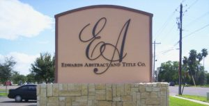Custom Monument Sign