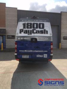 Commercial Truck Wraps Naperville