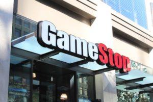 Storefront channel letter signage